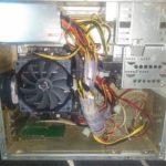 自作PCのCPUクーラーを取り替えた